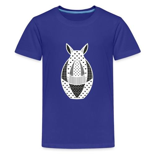 rhino - T-shirt Premium Ado