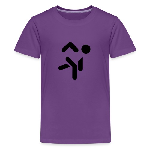 jumpstyle pop - Teenager Premium T-shirt