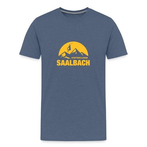 Summit Saalbach - Teenager Premium T-shirt