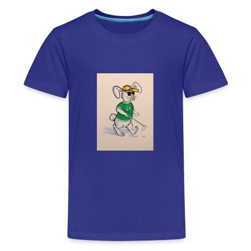 D8E258B9 C408 4AB5 BC9C AD4A1FA0B347 - Teenage Premium T-Shirt
