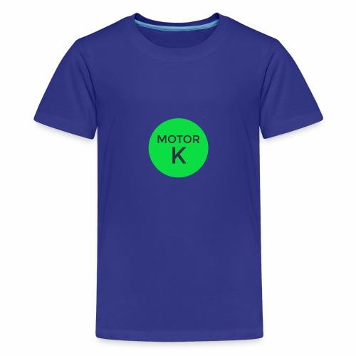 MOTORK - Camiseta premium adolescente
