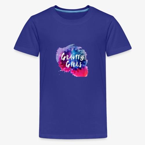 Gravity Girls Clothing Company - Teenage Premium T-Shirt