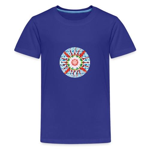 Celtic Ball - Teenage Premium T-Shirt