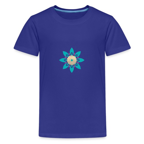 Flower of Love - Teenager Premium T-shirt