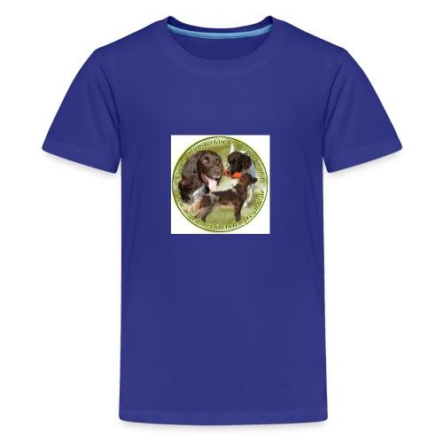 aukleber - Teenager Premium T-Shirt