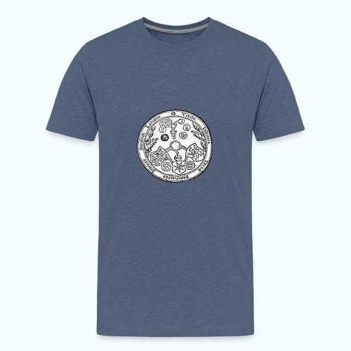 Alchemie - Teenage Premium T-Shirt