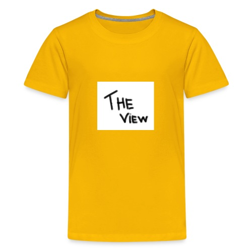 Untitled - Teenager Premium T-shirt
