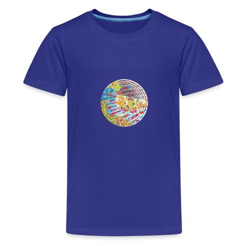 Unfold - Teenage Premium T-Shirt