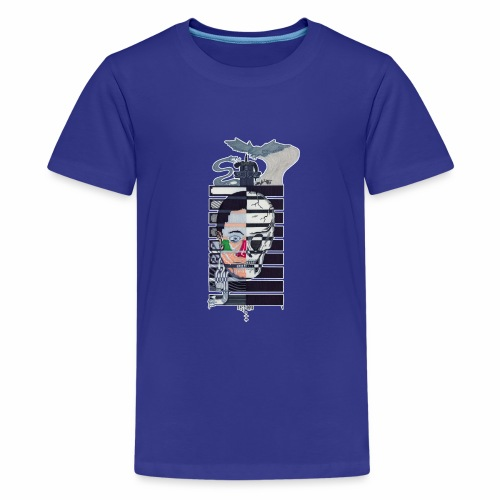 DESCEND - Teenage Premium T-Shirt