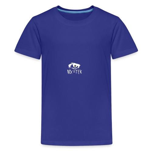 niksaantech - Teenager Premium T-shirt