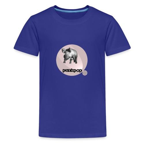Floyds Pig PunkPop - Maglietta Premium per ragazzi