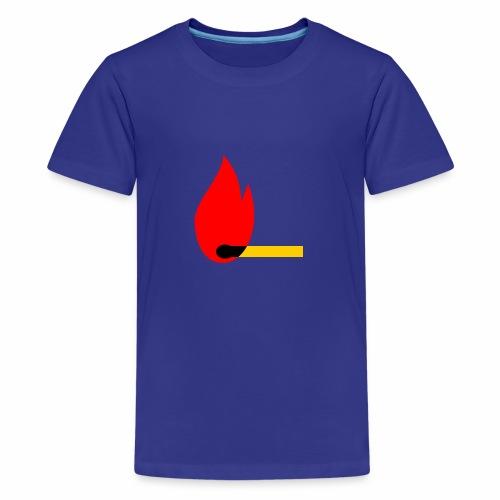 firewood - Teenager Premium T-Shirt