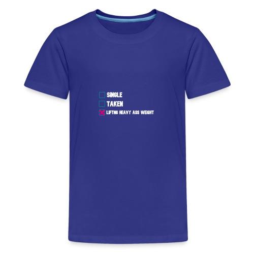 Besatzungsstatus - Teenager Premium T-Shirt
