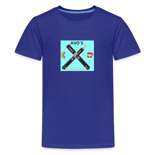 Avos-Shisha - Teenager Premium T-Shirt