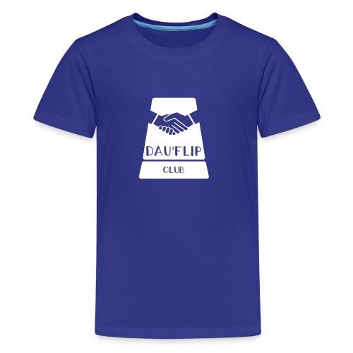 Casquette Dauflip - T-shirt Premium Ado