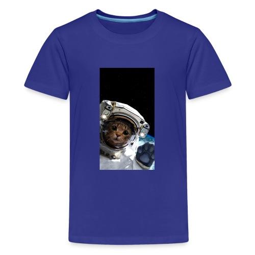 E9A44931 A3AC 4AF2 81F6 3D01A3949BE5 - Premium-T-shirt tonåring