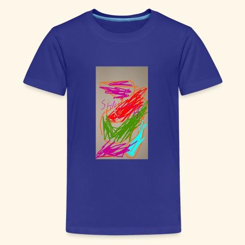 Shivams Kreation 1 - Teenager Premium T-Shirt