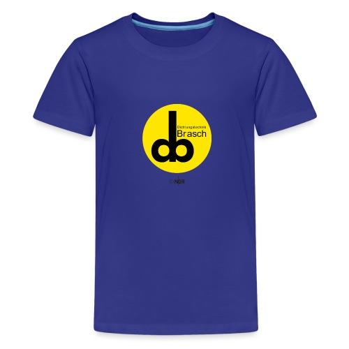 Barsch Regenschirm - Teenager Premium T-Shirt
