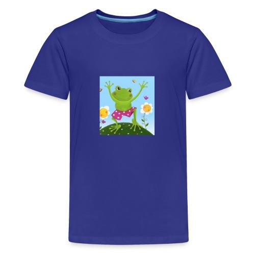 7FF2E0CC 8A08 48A4 A491 8C44EB8EB542 - Teenager Premium T-Shirt