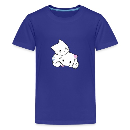 sweet cats - Teenager Premium T-Shirt