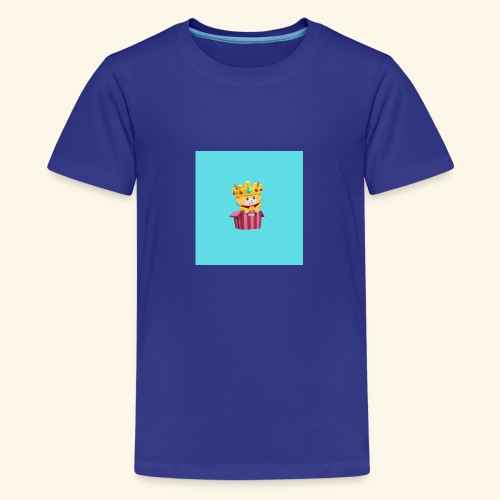 HCP custo 3 - Teenage Premium T-Shirt