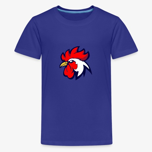 Rooster - Teenager Premium T-Shirt