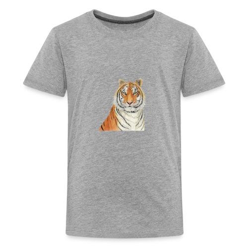 Tigre,Tiger,Wildlife,Natura,Felino - Maglietta Premium per ragazzi