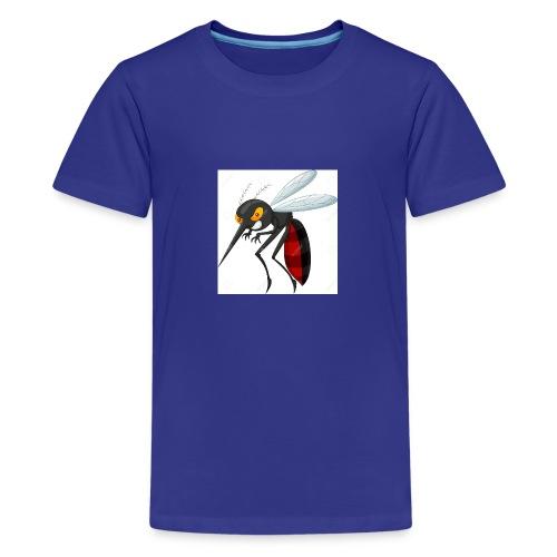 Moustique méchante - T-shirt Premium Ado
