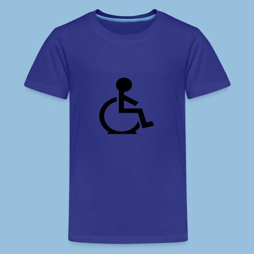 Flattyre1 - Teenager Premium T-shirt