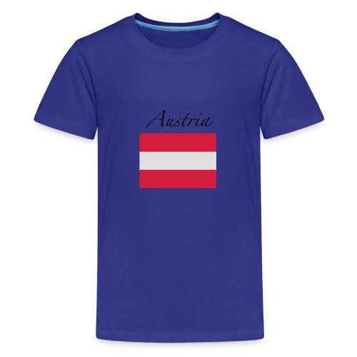 Made In Austria - Teenager Premium T-Shirt