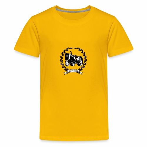 KonradSB - Koszulka młodzieżowa Premium