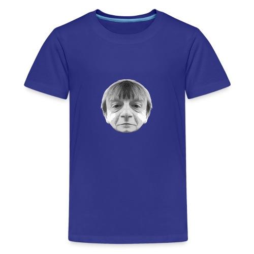 Mark E Symmetry - Teenage Premium T-Shirt