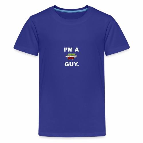 I'm a WMItaly guy! - Maglietta Premium per ragazzi