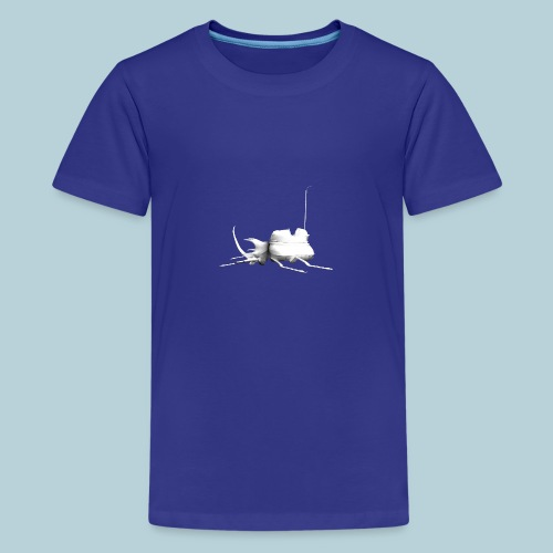 RATWORKS Luna Stag Beetle - Teenage Premium T-Shirt