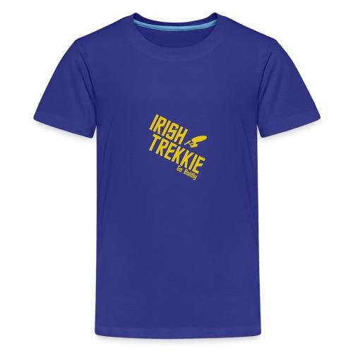 Go Boldy 2 - Teenage Premium T-Shirt
