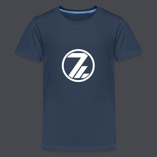 OutsiderZ Hoodie 3 - Teenager Premium T-Shirt