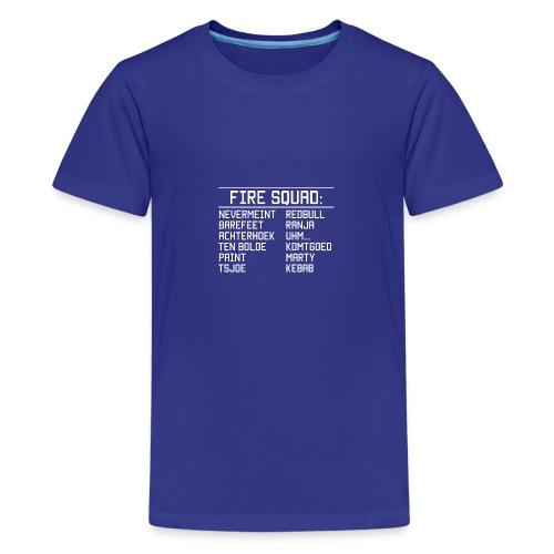 8DArmyTekst v001 - Teenager Premium T-shirt