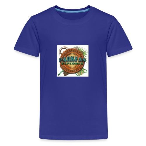 Logo PFE jpg - T-shirt Premium Ado