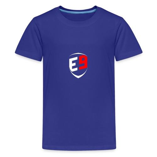 E9 Gaming shirts - Teenage Premium T-Shirt
