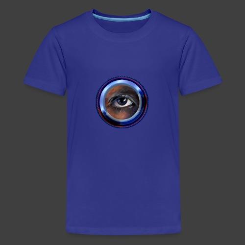 I'm Watching You - Teenage Premium T-Shirt