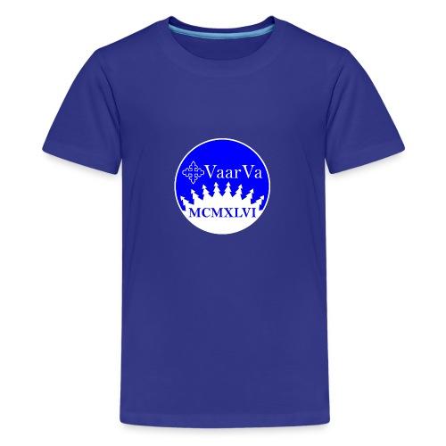 Hihamerkki - Teinien premium t-paita