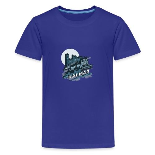 Kalmar - Premium-T-shirt tonåring