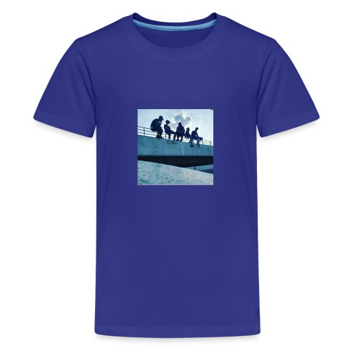 Tumbl er marke - Teenager Premium T-Shirt