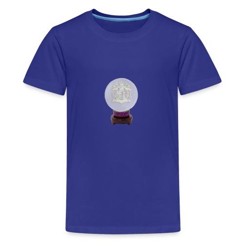 TeleMagic Crew Shirt - Teenager Premium T-Shirt