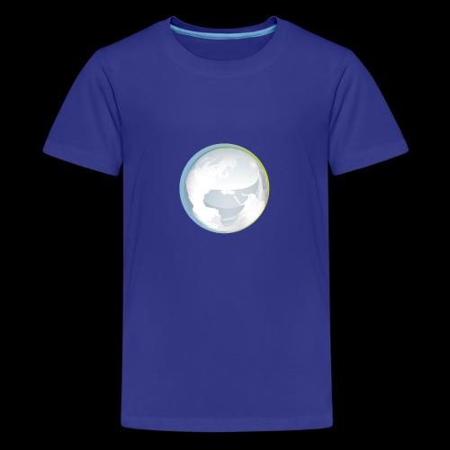 PTS logo new15 beeldmerkS png - Teenage Premium T-Shirt