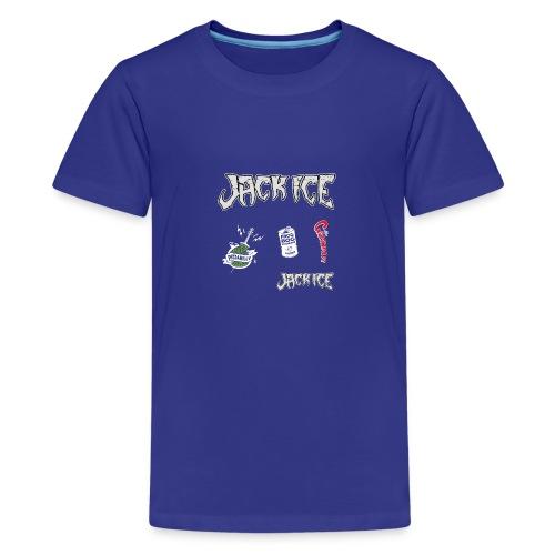 Patchwork 2 - Teenager Premium T-Shirt