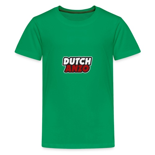 dutchanzo - Teenager Premium T-shirt