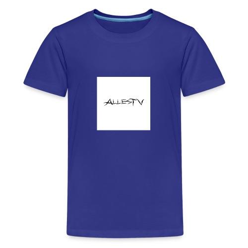 1496409138951 - Teenager Premium T-Shirt