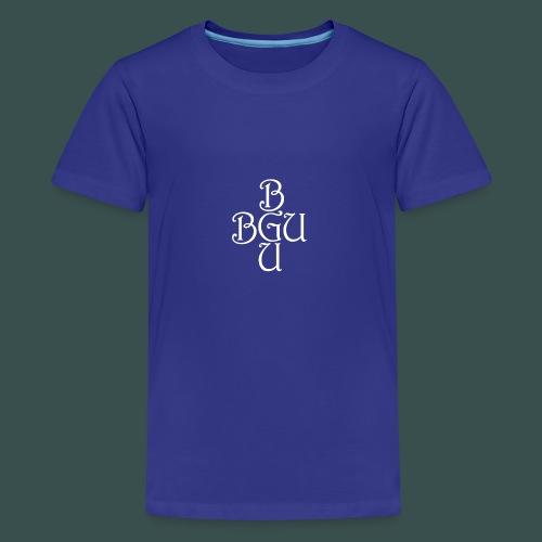 BGU - Teenager Premium T-Shirt
