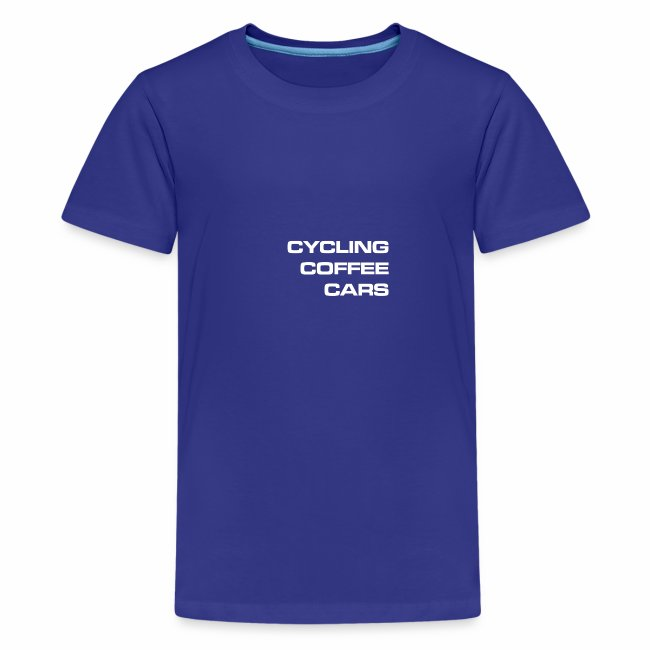 Cycling Cars & Coffee